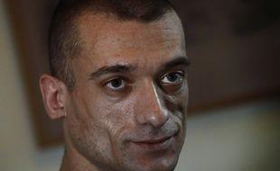 Piotr Pavlenski, mis en examen dans l'affaire Benjamin Griveaux après la diffusion d'une vidéo intime