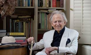 Tom Wolfe à New York en 2016.