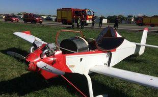 Un pilote d'ULM a été victime d'un accident au décollage, le 5 octobre 2017 à l'aérodrome de Toulouse-Lasbordes.