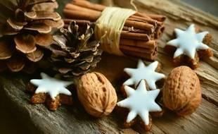 Produits ou décos au naturel et faits à la main font partie des clés d'un Noël zéro déchet. Illustration