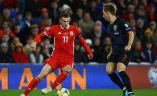 Gareth Bale a rejoué avec le Pays de Galles lors de la trêve internationale.