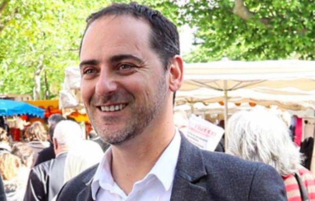 Anthony Cellier, candidat de la République en Marche sur la 3ème circonscription du Gard.