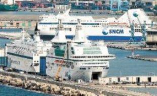 La SNCM emploie près de 1600 personnes.