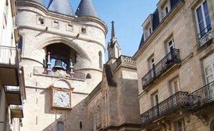 La Grosse Cloche de Bordeaux.