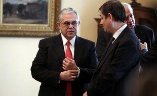 Le premier ministre grec Lucas Papademos n'exclut pas que la Grèce puisse avoir besoin d'un nouveau plan d'aide mais assure que le pays fera tout son possible pour l'éviter, dans un entretien publié vendredi par le quotidien économique italien Il Sole 24 Ore.