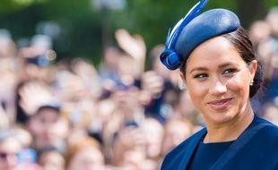 La duchesse de Sussex, Meghan Markle