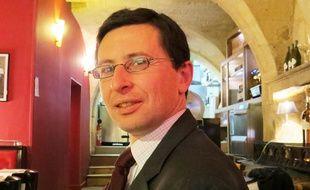 Stephan de Fäy, directeur général de l'établissement public d'aménagement Bordeaux Euratlantique