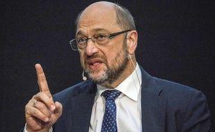Martin Schultz est l'ancien président du Parlement européen.