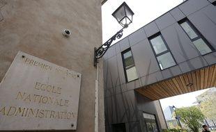 L'Ecole Nationale d'Administration (ENA) à Strasbourg.