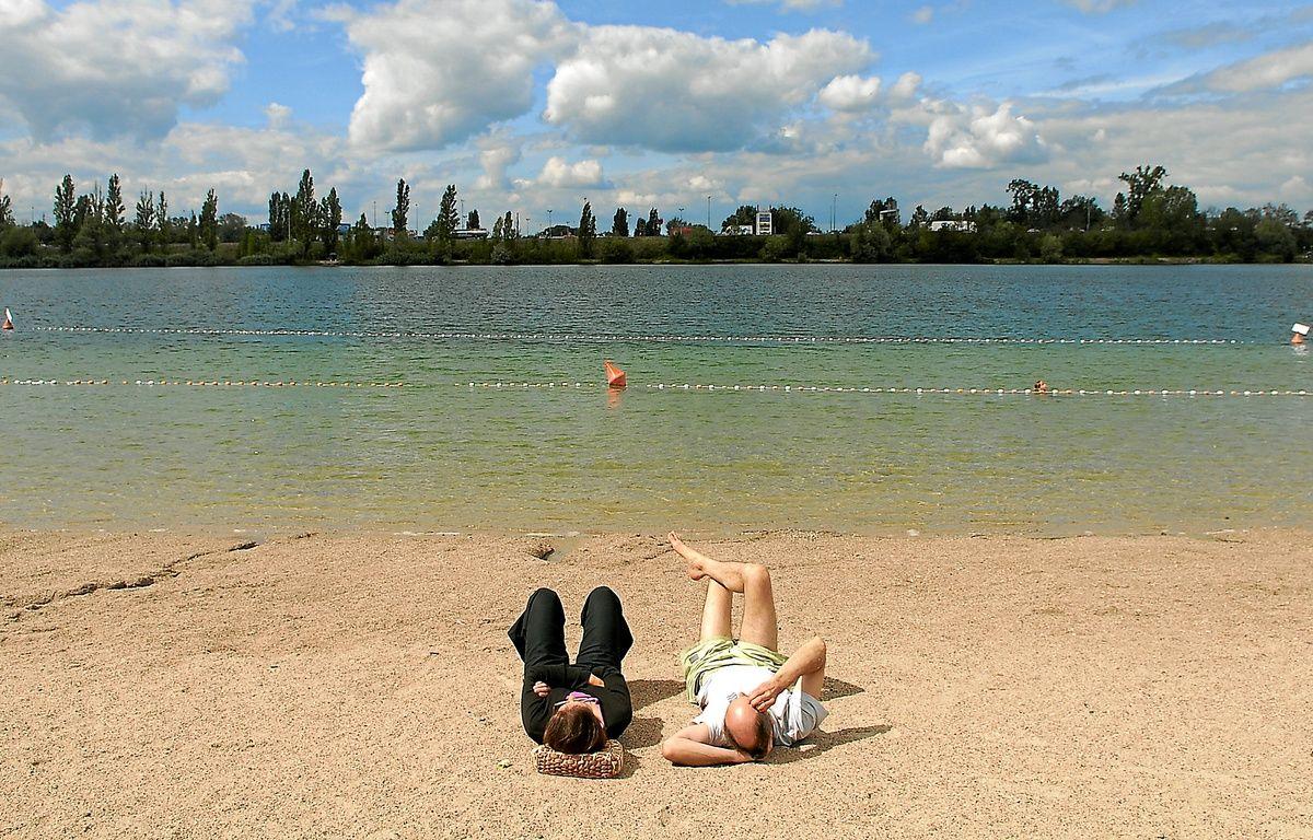 Le lac Achard est l'une des vingt baignades aménagées d'Alsace (archives). – G.Varela/20Minutes