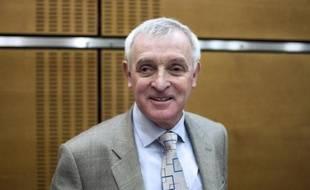 Le climatologue français Jean Jouzel à Paris, le 13 mars 2013