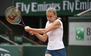 Kristina Mladenovic entre en lice lundi