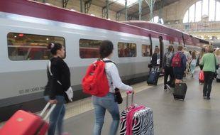 Image d'illustration SNCF.