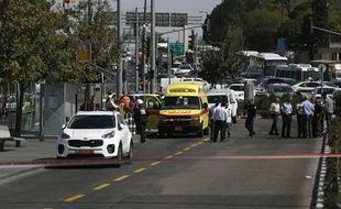 Trois personnes ont été blessées par balles à Jérusalem-est