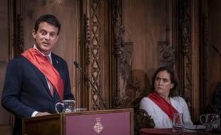 Manuel Valls a décidé samedi 15 juin de voter en faveur de l'élection de la maire sortante de gauche.