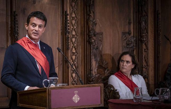 Espagne: Le parti libéral Ciudadanos rompt avec Manuel Valls après son choix de vote