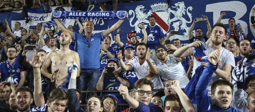 Les supporters du RC Strasbourg verront-ils Stephen Eze jeudi à la Meinau ?