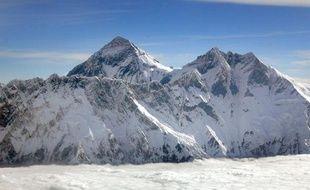 L'Everest, en août 2009.