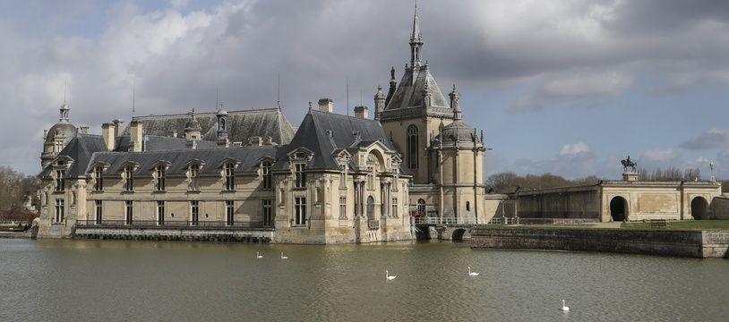 Le domaine de Chantilly dans l'Oise pourra se visiter avec le pass Patrimoine.