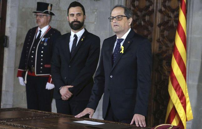 nouvel ordre mondial   Espagne: Des prisonniers et des exilés dans le nouveau gouvernement de Catalogne