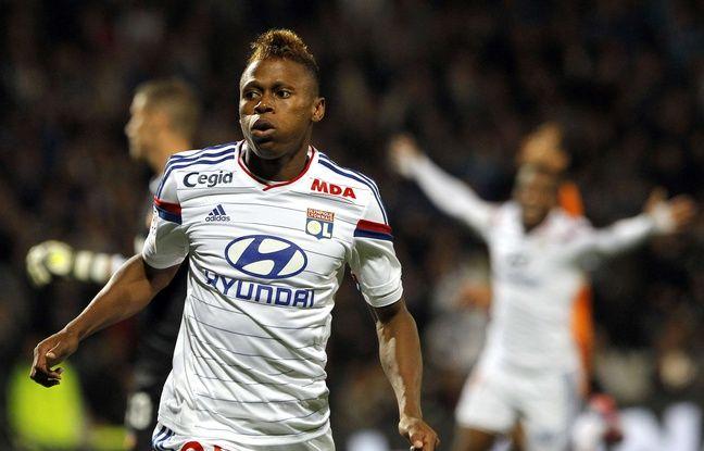 Clinton Njie a inscrit le premier but de sa carrière en Ligue 1.