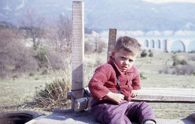 Sébastien Destremau a eu une enfance douloureuse.