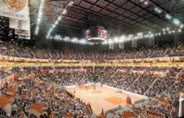 Voilà à quoi devrait ressembler d'ici trois ans la future Arena du Dunkerquois, une salle ultra-moderne façon NBA.
