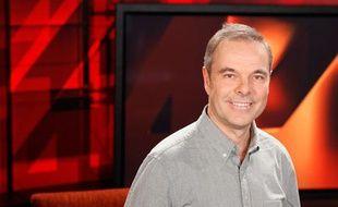 Le journaliste australien Quentin McDermott, réalisateur d'un documentaire sur l'affaire Armstrong.