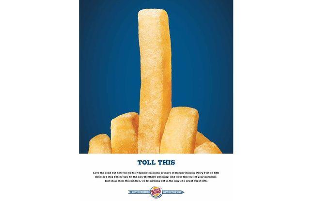 La publicité Burger King en intégralité