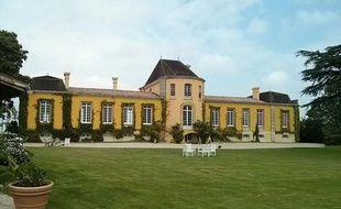 Le Château Lafon-Rochet à Saint-Estèphe.