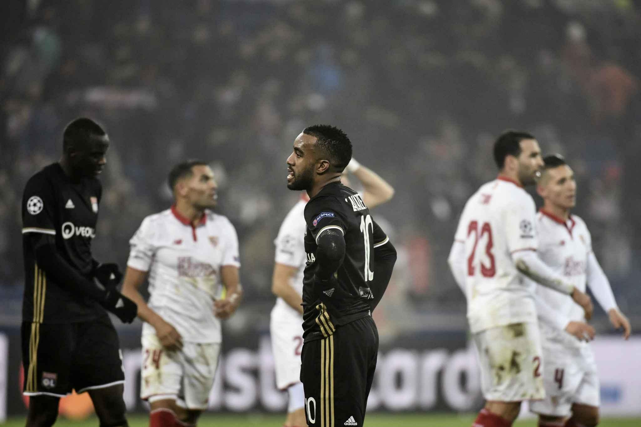 Ligue Europa : l'OL devra être grand contre l'AS Roma ce jeudi soir