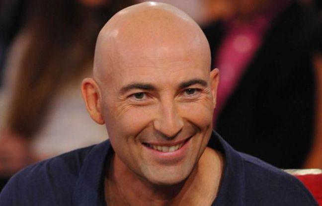 L'humoriste Nicolas Canteloup à la télévision en 2009.