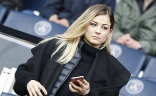 L'ex joueuse de foot Laure Boulleau.