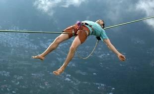 Etre bien lorsqu'on pratique une activité à risque est notamment dû à des hormones dans le corps qui gèrent pour nous le stress.