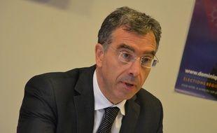Dominique Reynié, candidat LR en LRMP.