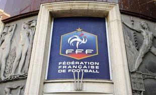Le siège de la Fédération française de football à Paris.