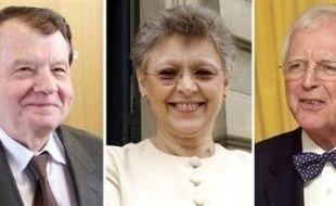 Le prix Nobel de médecine a récompensé lundi les travaux de chercheurs sur deux grands fléaux des temps modernes: le sida avec les Français Françoise Barré-Sinoussi et Luc Montagnier, et le cancer avec l'Allemand Harald zur Hausen.