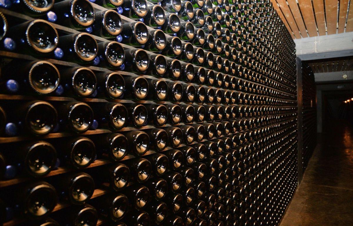 Des bouteilles de vin. (Illustration) –  Hugh Routledge/REX Shut/SIPA