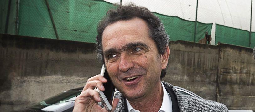 Pierre Danon à Paris le 6 mars 2017.