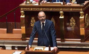 Edouard Philippe devant les députés, le 9 avril 2019 (image d'illustration).