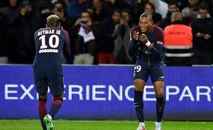 Le PSG s'est arraché pour battre Lyon (2-0), le 17 septembre 2017 au Parc des Princes.