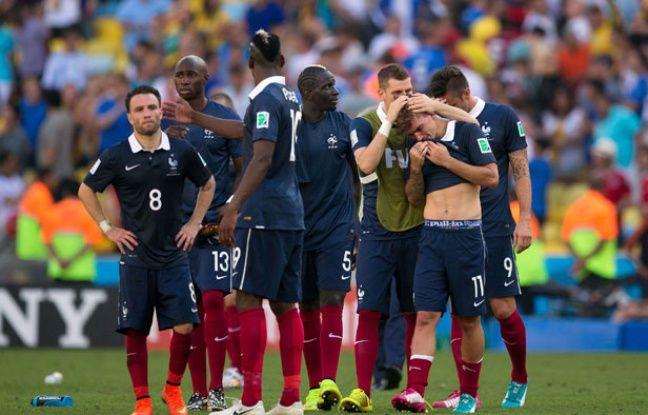 Coupe du monde 2014 malgr l limination les bleus estiment qu un groupe est n au br sil - Groupes coupe du monde 2014 ...