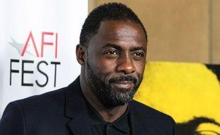 L'acteur Idris Elba
