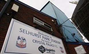 Les dirigeants de Crystal Palace ont décidé d'ouvrir une loge de leur stade de Selhurst Park pour accueillir des sans-abri.