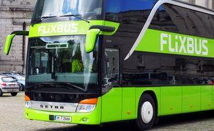 Un bus de la compagnie FlixBus (illustration).