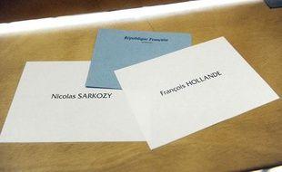 C'est l'heure du choix pour 44,5 millions d'électeurs, ce dimanche 6 mai 2012