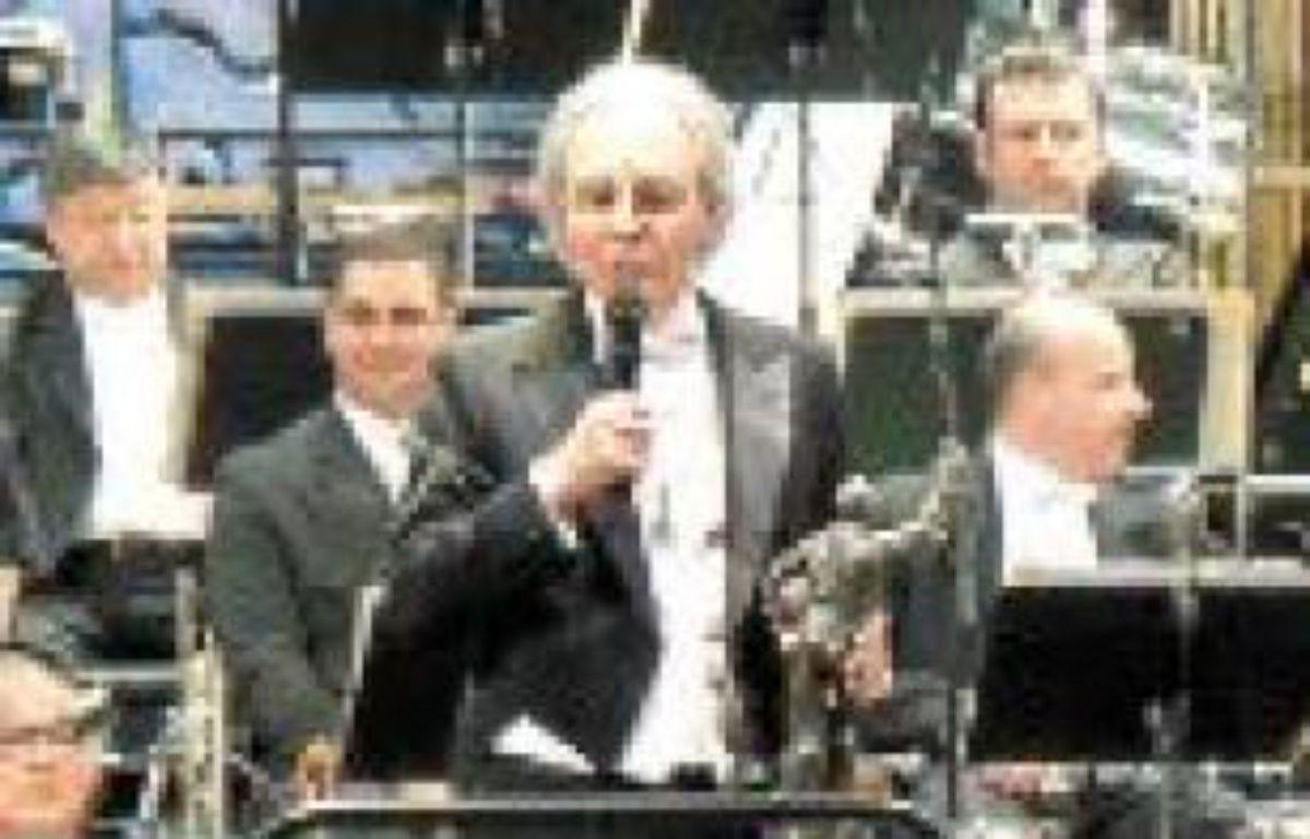 Le compositeur Lalo Schifrin. –  D.R
