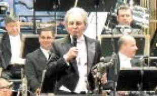 Le compositeur Lalo Schifrin.