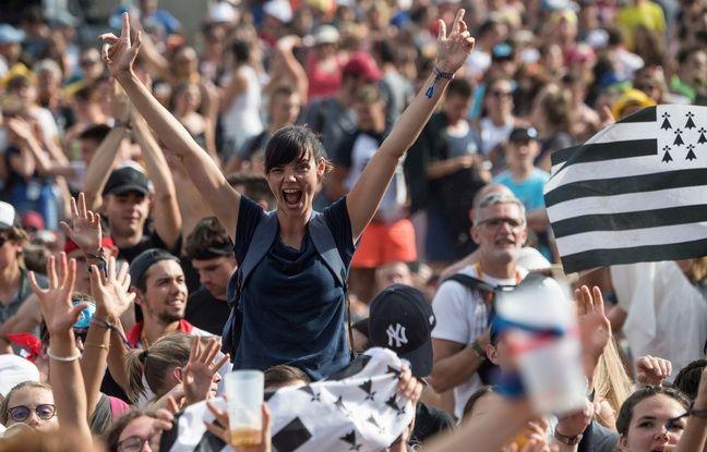 Festival des Vieilles Charrues: 270.000 spectateurs en quatre jours