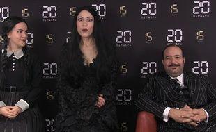 La Famille Addams jusqu'au 6 janvier 2018 au Palace à Paris.